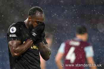 Michail Antonio reveals failed perfect hat-trick attempt in West Ham win