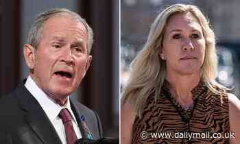 Bush chides the GOP for being the party of 'white Anglo-Saxon protestantism'