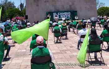 """""""Los candidatos tienen las mejores propuestas"""": Manuel Velasco Coello - Noticias de Querétaro"""