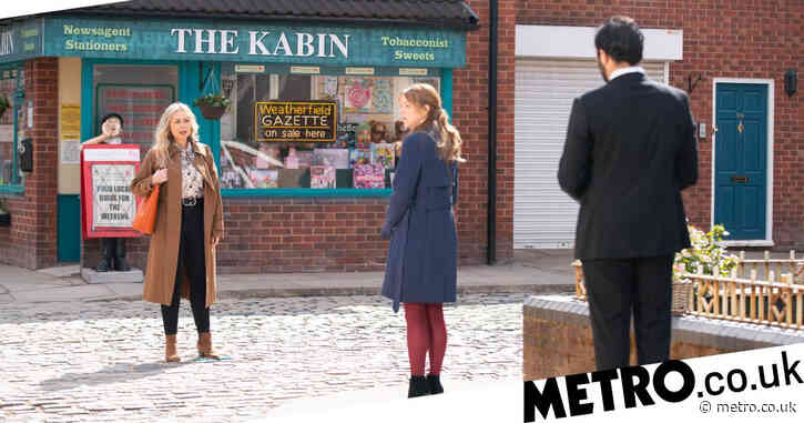 Coronation Street spoilers: Kelly Neelan's mum Laura returns and takes her from Toyah Battersby?
