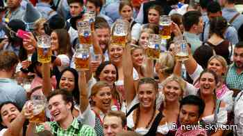 COVID-19: Oktoberfest cancelled for second year running as Germany's coronavirus cases remain high - Sky News