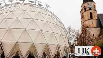 Klimapavillon Nordhausen: Besonderer Ort für dringliche Debatten - HarzKurier