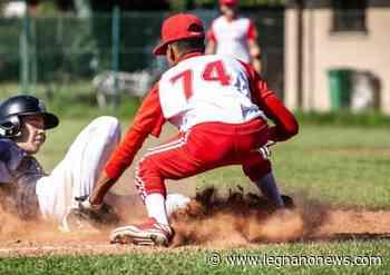 Legnano Baseball, doppia vittoria con Saronno (12-2, 10-5) - LegnanoNews.it