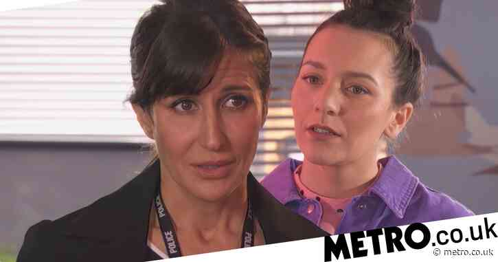 Hollyoaks spoilers: Cleo McQueen arrested in shock new abuse story?