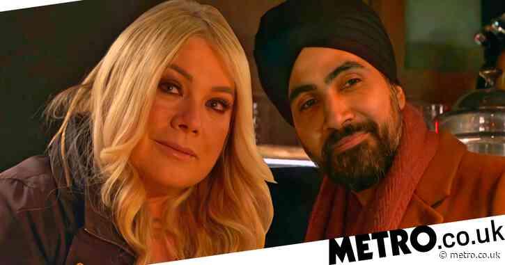 EastEnders spoilers: Sharon Watts and Kheerat Panesar have sex in passionate scenes