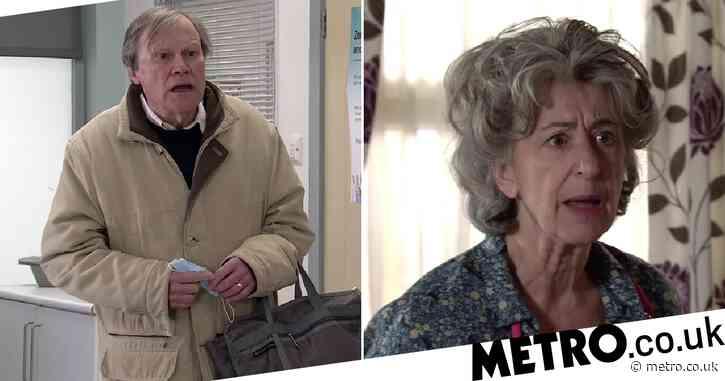 Coronation Street spoilers: Evelyn Plummer's return storyline revealed as she devastates Roy Cropper