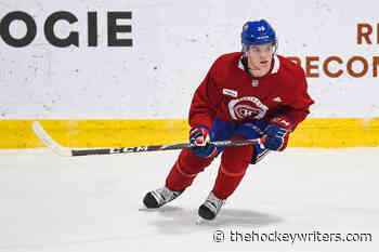 Canadiens News and Rumors: Caufield, Drouin, Roy and more - The Hockey Writers