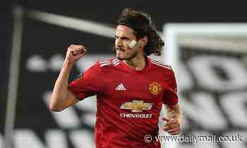 Edinson Cavani stresses that he is eager to 'leave something behind' at Manchester United