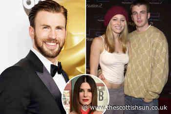 Chris Evans girlfriend list – from Jessica Biel to Sandra Bullock... - The Scottish Sun