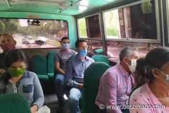 Aumentan nuevamente el costo del pasaje en transporte público Guarenas-Guatire - Caracas - Descifrado.com