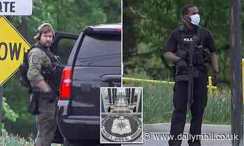 Police respond to 'ongoing security incident' outside CIA Headquarters in Langley, Virginia