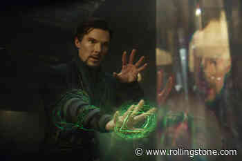 How Benedict Cumberbatch's Dr. Strange Almost Appeared in 'WandaVision' - Rolling Stone