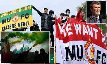 Manchester United fans planning further mass protests against the Glazer family