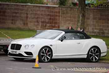 Speculation Harry Styles could be in Worthing after film crews spotted - Worthing Herald