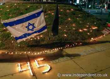 British man, 24, among dozens killed in Israel stampede