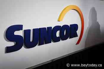 Suncor posts $821 million first-quarter profit on higher output, better oil prices