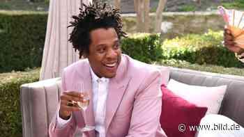 Jay-Z tütet TIDAL-Deal ein: So wurde der Rapper steinreich - BILD
