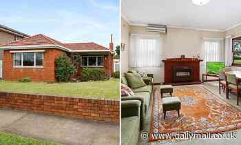 Humble red-brick Sydney home sells for $600,000 over the reserve for $4million