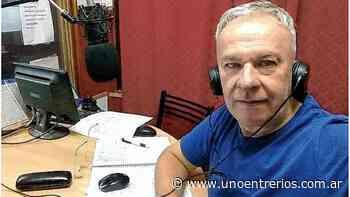 Villaguay de luto por la muerte del periodista Miguel Sesa - UNO Entre Rios