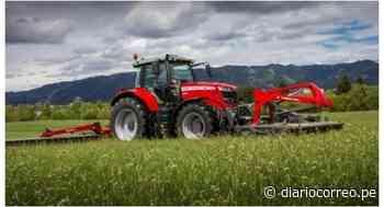 Agricultores de Huamachuco se benefician con cuatro modernos tractores - Diario Correo