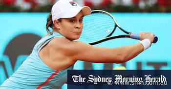 'I really enjoyed myself out there': Barty cruises into quarter-finals in Madrid