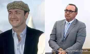 Man accusing Kevin Spacey of sexually assaulting him as a teenager must reveal his identity