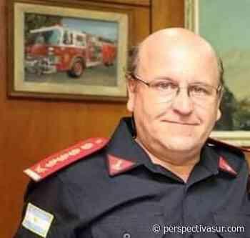 Los bomberos de Domínico-Wilde despiden con dolor a su comandante - Perspectiva Sur