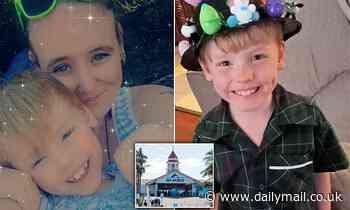 Deklan Babington-MacDonald's mother may give loved ones a lock of his hair