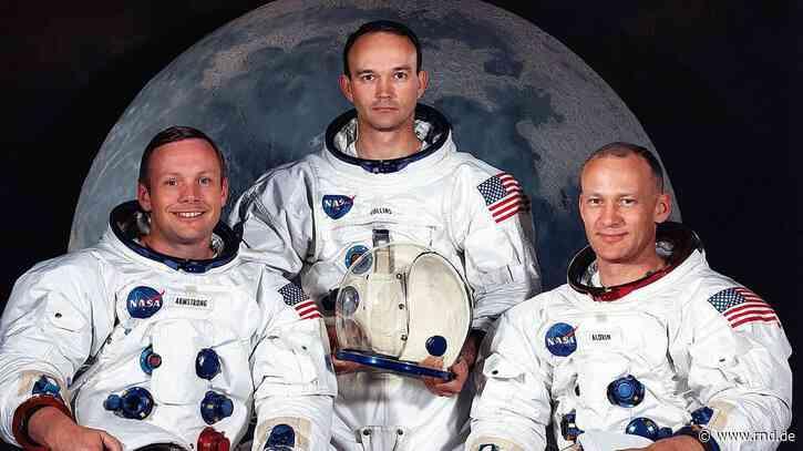 Astronaut Michael Collins ist tot – er flog mit Neil Armstrong zum Mond - RND