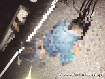 Policía muere arrollado por un vehículo en la vía Calapuja-Azángaro - Los Andes Perú
