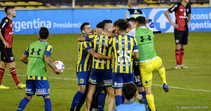 Rosario Central vs Newell's Old Boys, por la Copa de la Liga Profesional: el Canalla goleó a la Lepra en el - Clarín
