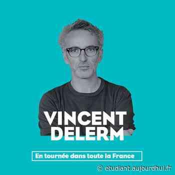 VINCENT DELERM - FESTIVAL LES RENDEZ-VOUS SONIQUES - THEATRE ROGER FERDINAND, Saint Lo, 50000 - Sortir à France - Le Parisien Etudiant
