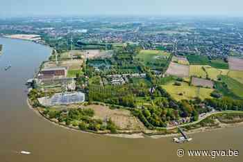 Provincie heeft voorontwerp klaar voor Electrabelsite: groen, wonen en recreatie - Gazet van Antwerpen