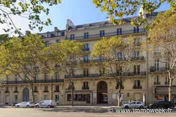"""Paris : Barnes commercialise le """"99 Malesherbes"""" - Immoweek - Immoweek"""