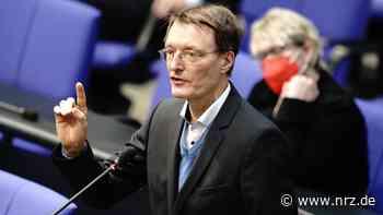 """Form der Erpressung"" - Karl Lauterbach greift Uefa an - NRZ News"