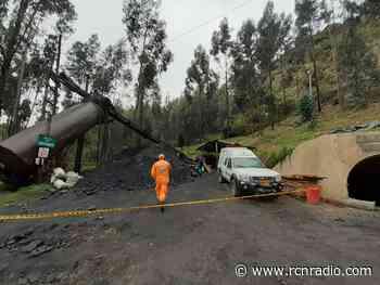 Declaran campo santo en socavón de Socotá, donde quedó atrapado un minero - RCN Radio