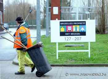 """Stakingsaanzegging bij Brusselse vuilnisophalers na agressie op containerpark: """"Spuwen en slagen uitdelen vind - Het Nieuwsblad"""