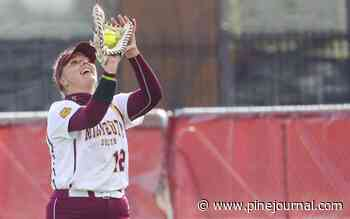 Bulldogs report: UMD powers past Sioux Falls for softball sweep - Pine Journal