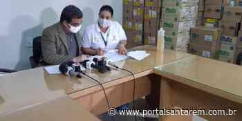 Altamira recebe insumos de saúde doados pela Norte Energia - Portal Santarém