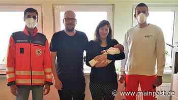 So kam es zur ungewöhnlichen Geburt auf dem Gehsteig in Dettelbach - Main-Post