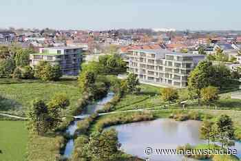 """Achter station komen 500 nieuwe woningen: """"En meteen ook een nieuw stadspark"""" - Het Nieuwsblad"""