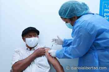 Sin contratiempos avanza la vacunación contra el Covid-19 en Sabanalarga - Diario La Libertad