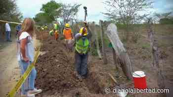 Gobernación ejecuta obras de acueducto $3400 millones en corregimientos de Sabanalarga - Diario La Libertad