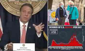 Andrew Cuomo warns 'youthful' and 'doubtful' unvaccinated people that they 'could kill grandmas'