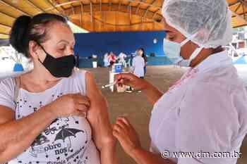 Senador Canedo amplia vacinação contra a Covid-19 para pessoas com 60 anos ou mais - DM.com.br