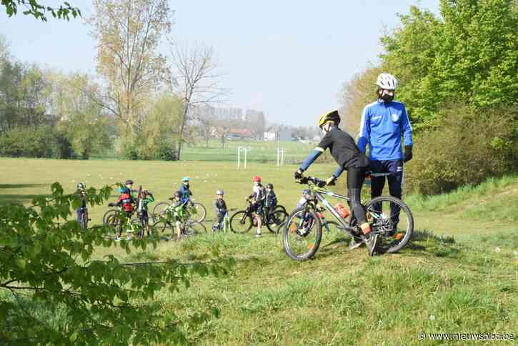 Al meteen 43 kinderen op startdag van Wielerschool Pajottenland in Leeuw