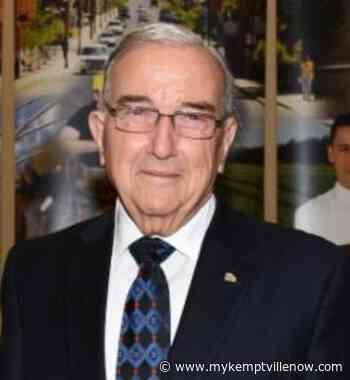 Former Kemptville Community Business Leader Passes Away - mykemptvillenow.com