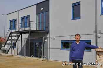 """Centrum voor personen met handicap breidt uit met nieuwbouw: """"Gelukkig konden de werken doorgaan in het crisisjaar"""""""