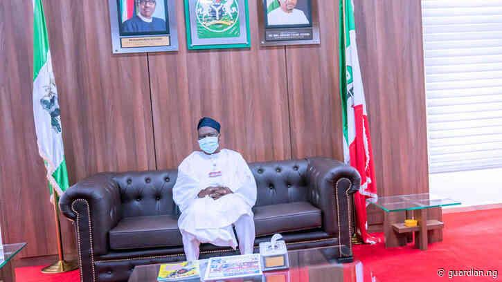 Fintiri mourns former IG, Gambo Jimeta | The Guardian Nigeria News - Nigeria and World NewsNigeria — The Guardian Nigeria News – Nigeria and World News - Guardian Nigeria