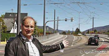 Eppelheim: Die neue Straßenbahn-Brücke hat Bernd Binsch fast verhindert - Rhein-Neckar Zeitung